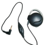 Earpiece w/ Inline Volume Control for Solo or xTag Microphone  ** Call For Current Pricing **