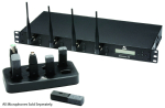 Executive HD System  8-Channel  w/o Mics Includes 3 Year Gold Service Plan  ** Call For Current Pricing **