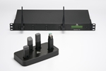 GSA Compliant Executive HD Wireless Microphone System  4-Channel  w/ 3 Omnidirectional Tabletop Mics 1 Wearable Mic  ** Call For Current Pricing **
