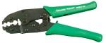 Crimp Tool for RG58 59 & 6 Ratchet Type - Hex