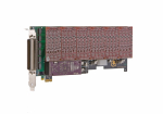 24 port modular analog PCI-Express x1 ca