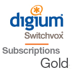 1 Year Switchvox Gold Support Subscription Renewal for 1 User - RFA
