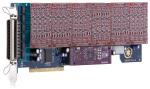 24 port modular analog PCI 3.3/5.0V card