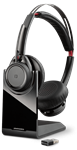 VOYAGER FOCUS UC BT HEADSET,B825,WW