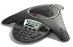 SoundStation IP6000 (SIP) conf phone. AC pwr or 802.3af Power over Ethernet. Includes 100-24V power supply  0.4A  48V/19W; NA power plug; 25ft/7.6m Cat5 shielded Ethernet cable; Pwr Insert Cable. Expandable. Does not include Brazil.