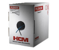 Plenum  1 000ft. Reelex-Box  Blue ***Call For Current Pricing***