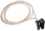 Six (6) Foot 50-pin Male-to-Female Cable for Twenty-Four (24) Port Analog Cards