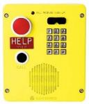 RED ALERT VoIP Surface-Mount Emergency Telephone in. HELPin. Button Aluminum Enclosure