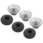 SPARE  EAR TIP KIT  SMALL AND FOAM COVERS  UC/MOBILE