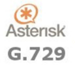 G.729 Codec License for use with Asterisk  1 Concurrent Call - RFA