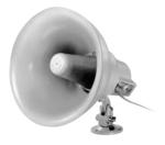 ONE-WAY AMPLIFIED HORN/5-WATT400MA