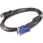 KVM USB Cable - 12 FT (3.6 m)