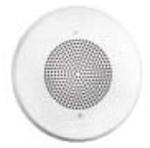 8 Watt Speaker Strobe  Ceiling  24 VDC  15/30/75/95CD  White