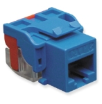 Module Cat 6 EZ Blue