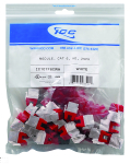 CAT 6  HD  25 PK  Red