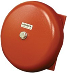 Series MB Motor Bell  12VDC  10in. Shell  Red