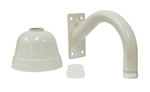 Outdoor Wall Mount Bracket for WV-CW484  WV-CW474  WV-NW484S & WV-CW244 Series Cameras  Beige