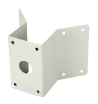 Corner Mount Adapter Accessory  use with SBP-300WM  Ivory