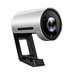 Ultra HD 4k USB Webcam for PC with 3x digital zoom built-in infrared sensor and face recognition.