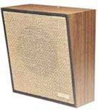 Wall Speaker -Walnut Lt. Brown