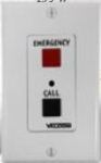 Emergency/Normal Call In Switch w/Volume