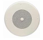 Multipath 8in. in. Talk-Back Ceiling Speaker w/ Taps (Priced Individually)