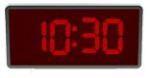 4 Digit 4 Wireless Digital Clock