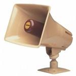 IP 5-Watt Horn, One-Way, Beige