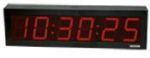 IP POE 6 Digit 4 inch Clock