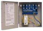 CCTV Power Supply  4 Fused Outputs  24/28VAC @ 4A  115VAC  BC100 Enclosure